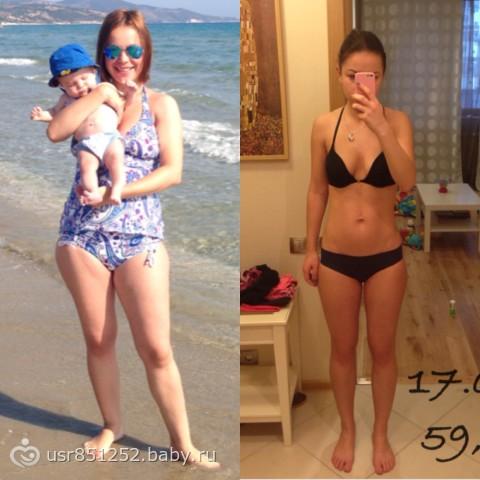 Как я похудела на 5 кг за неделю отзывы похудевших
