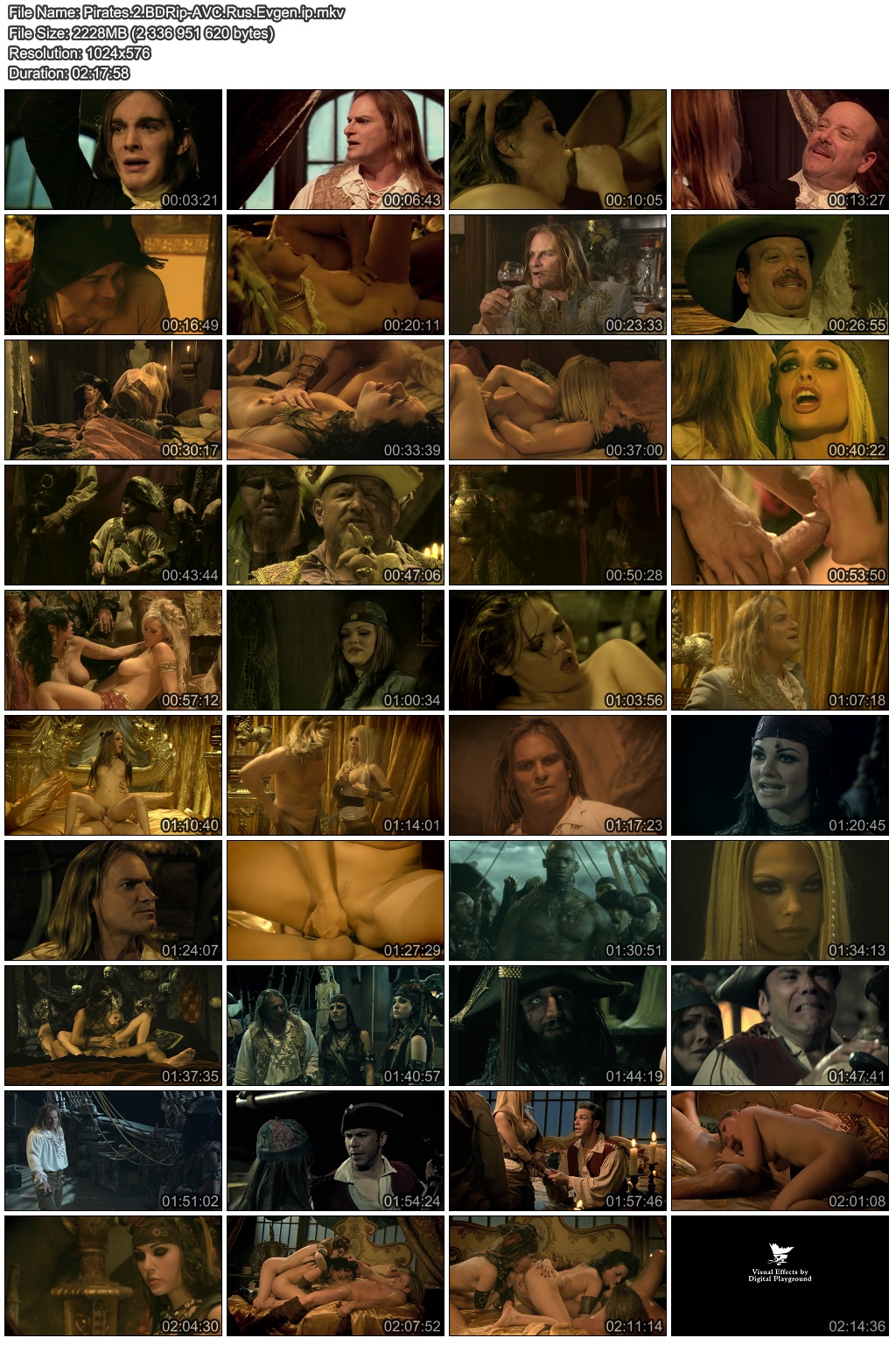 Pirates sex movie online free sexual clips
