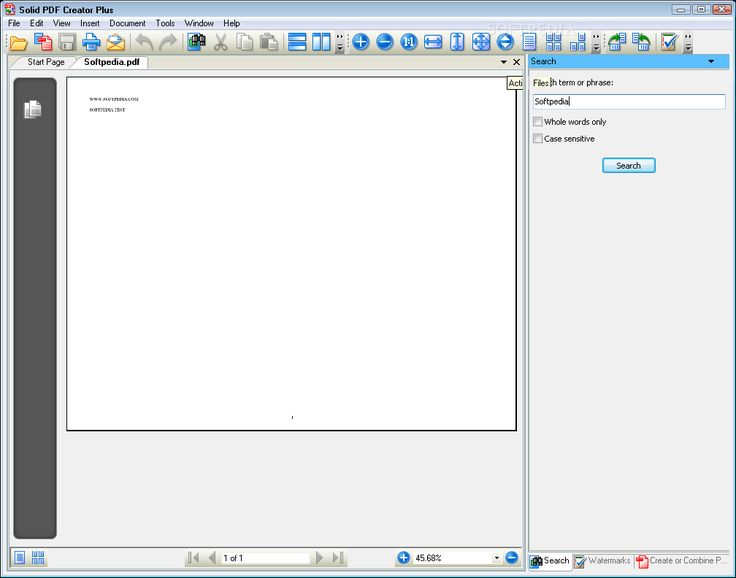 Download PDF24 PDF Creator - free - latest version