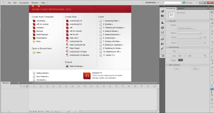 Download Adobe Flash Player (for IE) - free - latest