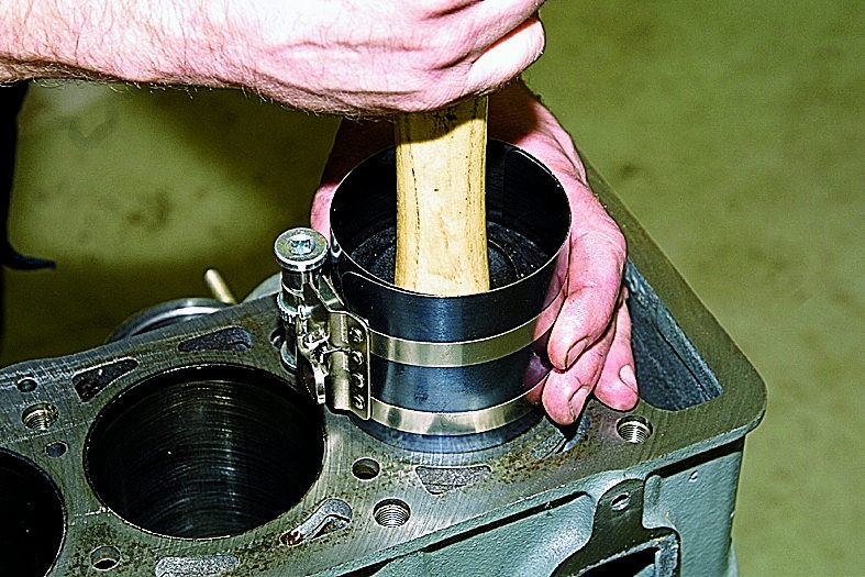 Как собрать двигатель ваз 2106 нива часть 1 сделай сама - Vingtsunspb.ru