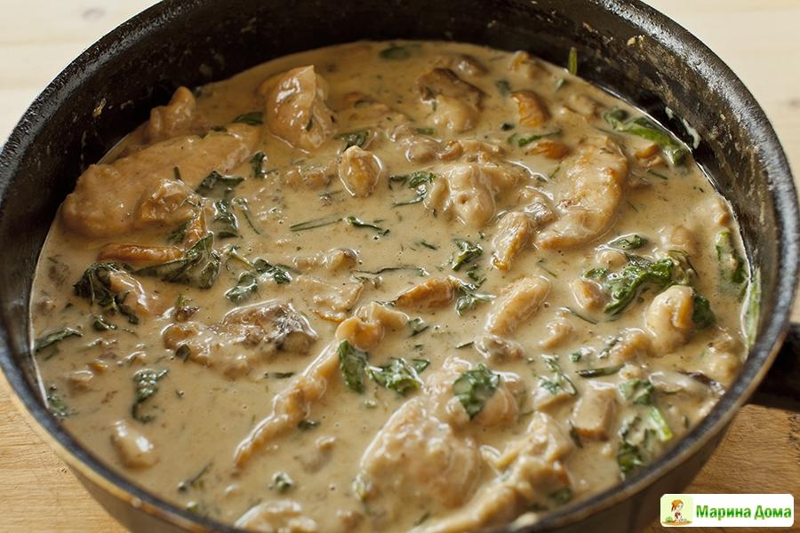 Рецепты из куриных грудок быстро и вкусно