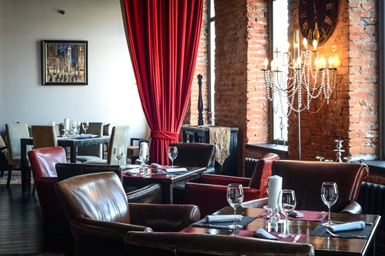 Ресторан The Apartment