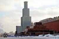 Реставрация Спасской башни закончится в апреле