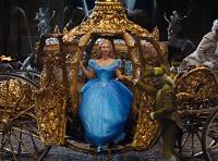 Кейт Бланшетт играет злую мачеху в диснеевской «Золушке»