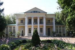 Летний домик графа Орлова в Нескучном саду взломали