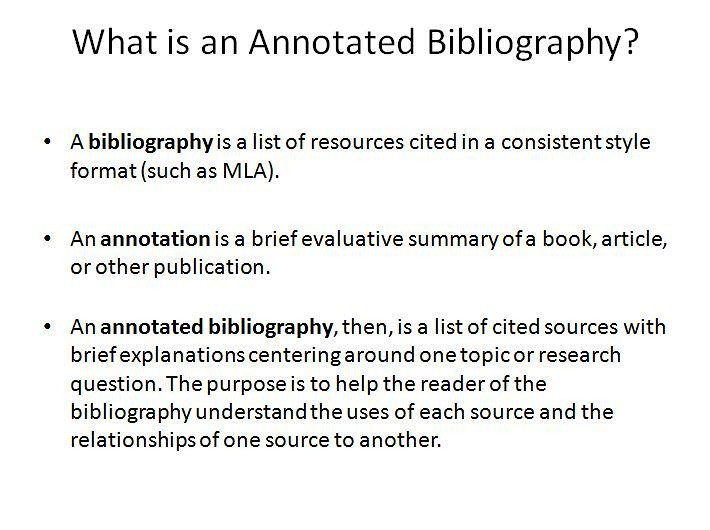 help with  art & architecture annotated bibliography Researching Tip