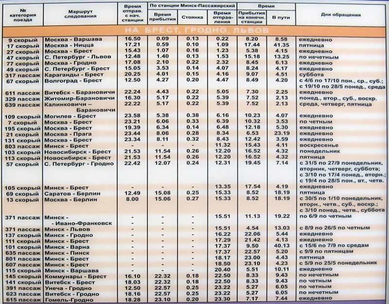 Жд билеты могилев москва цена и расписание купить