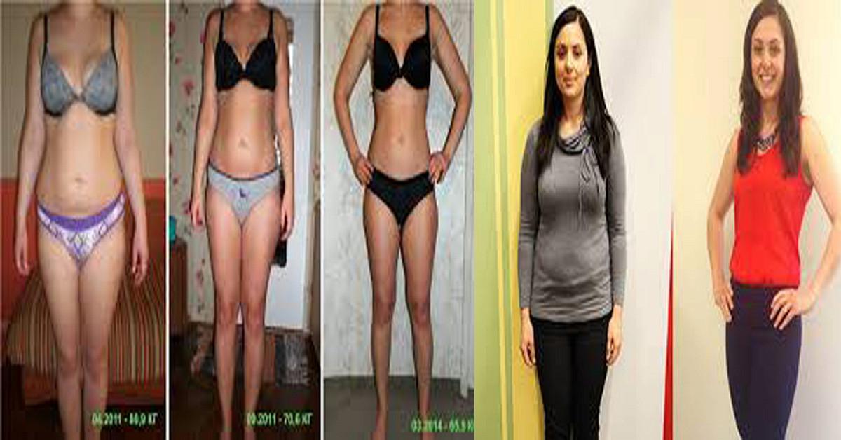 Как похудеть за 2 недели на 7 кг в домашних условиях