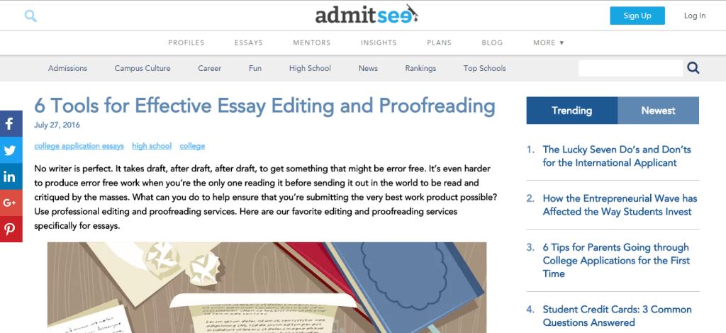 Essays - Repository of Free Essays