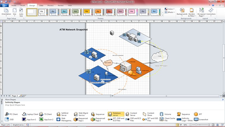 Try Visio Online Plan 2 - productsofficecom