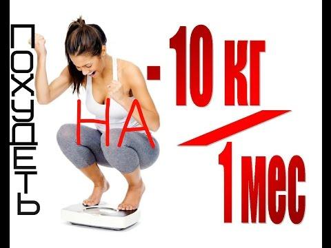 Как быстро похудеть без диет и занятий спортом