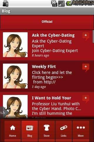 Expert on online dating