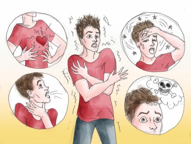 Страх и панические атаки лечение