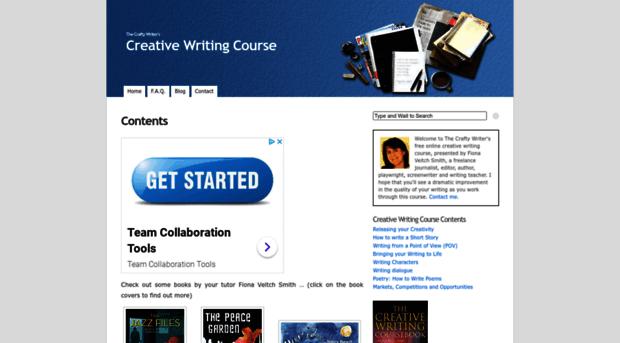 Amazing Free Online Writing Courses