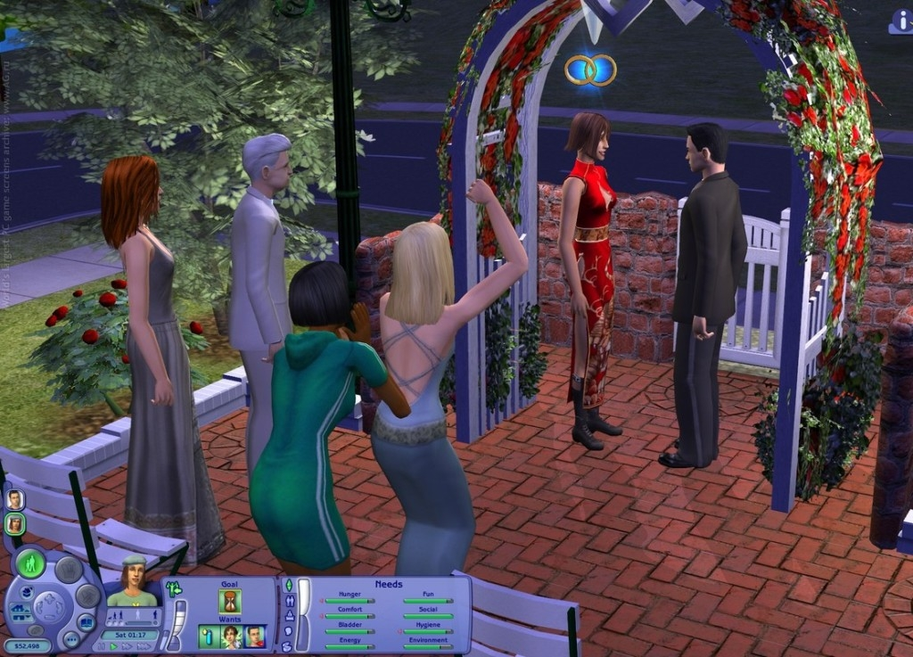 Dating games sims online