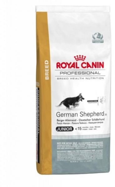 German shepherd корм royal canin food