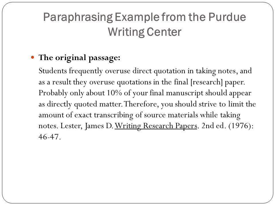 Write my literature paper example