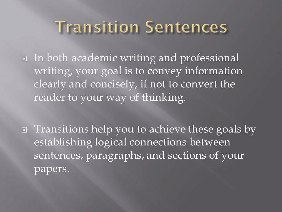 Thesis Statement Writing - Research Paper Writing