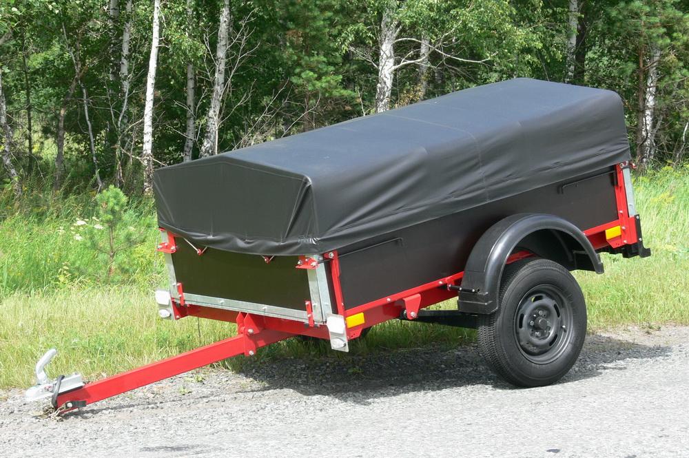 Прицеп на легковой автомобиль в астане