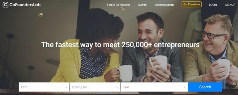 Founderdating linkedin network