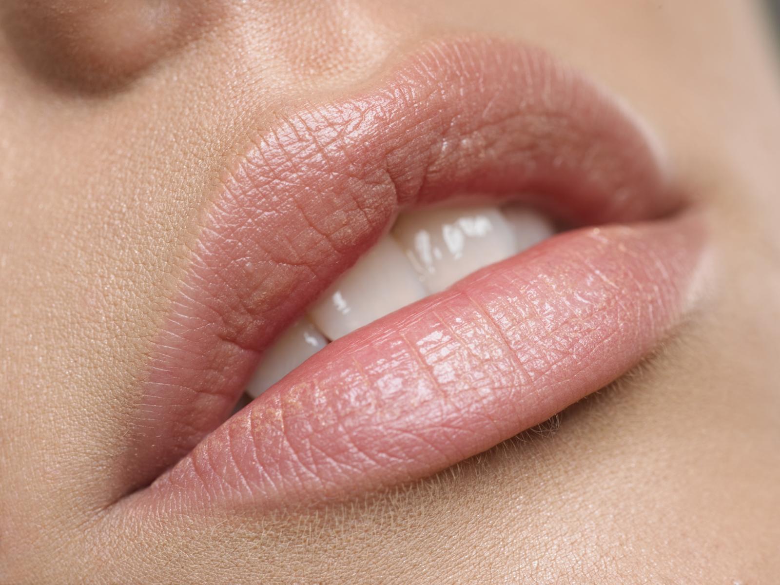 Ухоженные половые губы