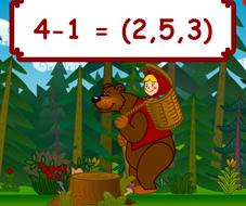компьютерные тесты для детей 4-5 лет