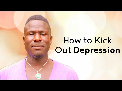 How can I break out of my depression, find connections