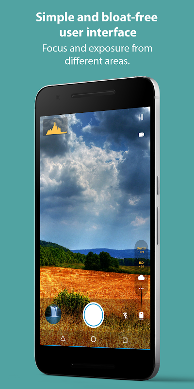 Download DSLR HD Camera 358b APK for PC