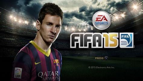 FIFA 15 Crack Only v3 3DM+Update 1-4 Direct Single Link