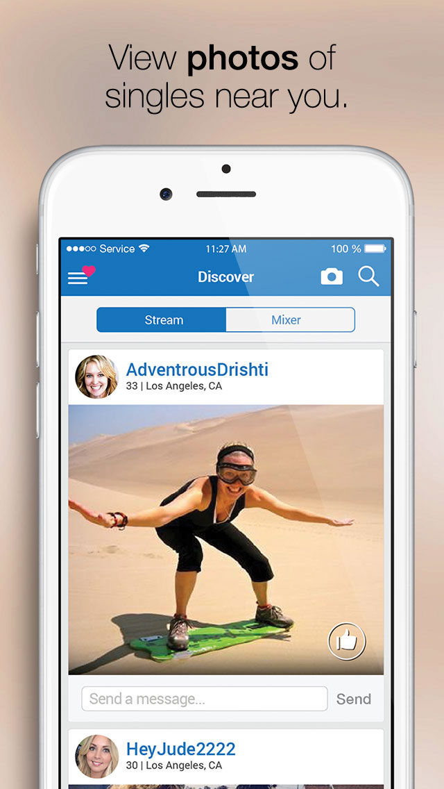 Free dating site app on iphone