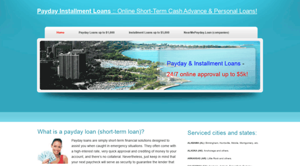 Madison payday installment loans