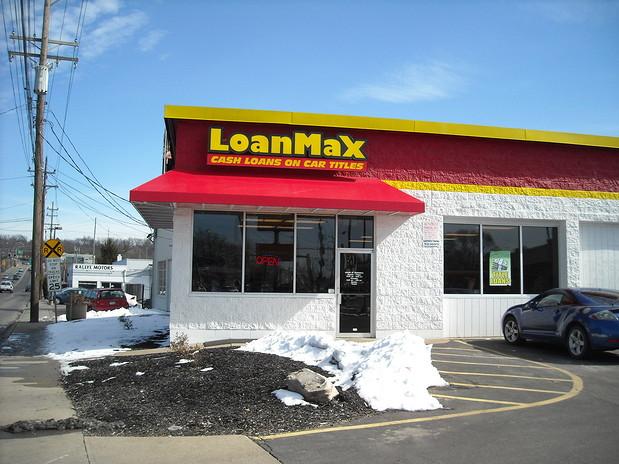 Loanmax fremont ohio