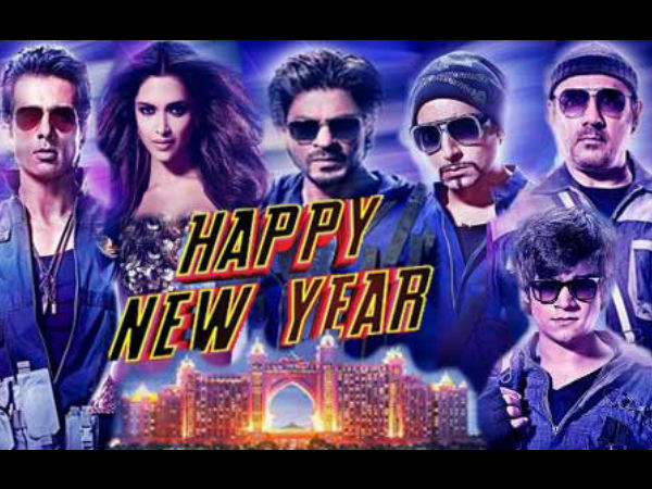 Happy New Year Movie Review - Hindi Movies