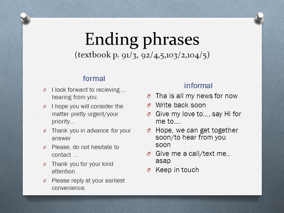 Write my essay phrases english