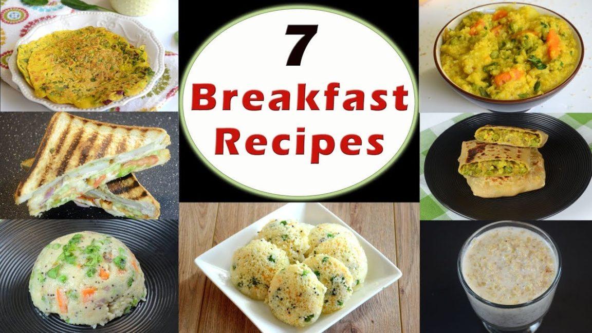 Быстрый завтрак рецепты диетический