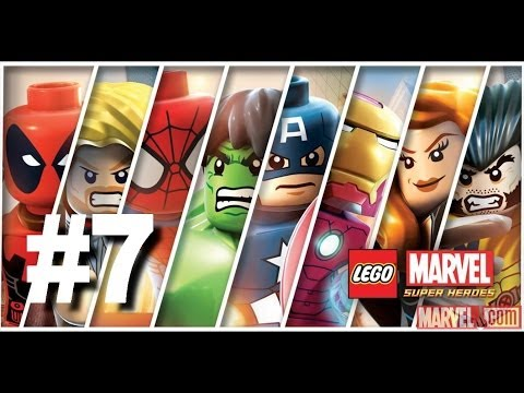 Download Full Movie LEGO Marvel Super Heroes