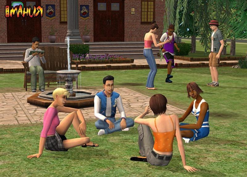 Dating sims 3 university