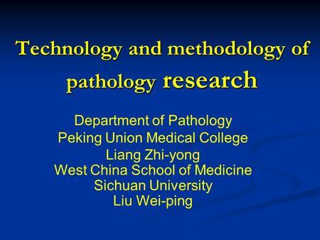 Rguhs thesis topics