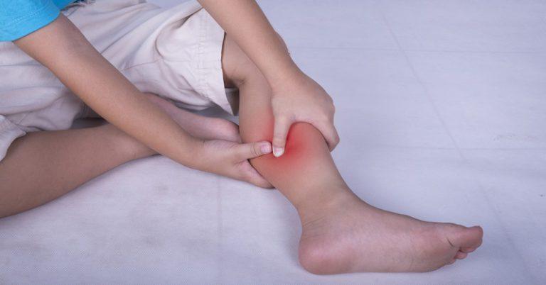 Болят ножки у ребенка 3 года - Боли у ребенка
