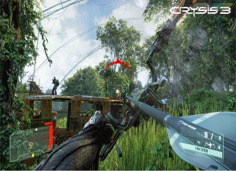 Crysis 3-RELOADED - Ova Games