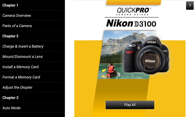 Nikon - Free Download - this site is about camera manual
