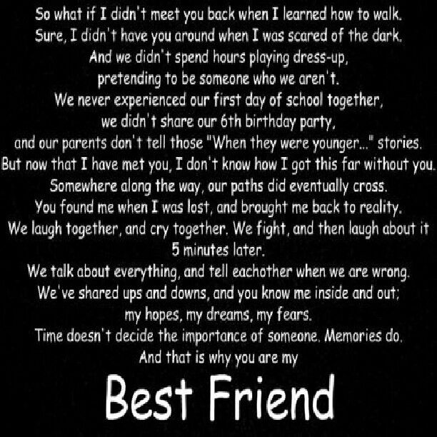A Best Friend is essays
