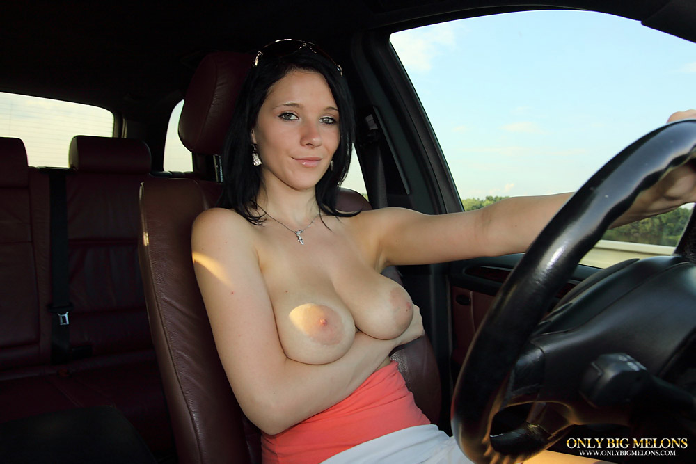 mafia-hot-girl-driving-with-tits-out-bennett