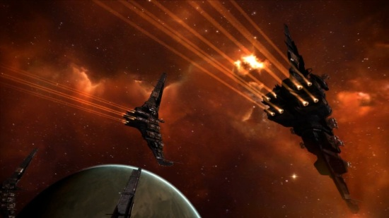 �Eve Online' is going mobile next year with 'Project Aurora'