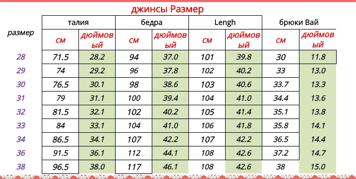 Размер верхней одежды сша на русский на алиэкспресс таблица