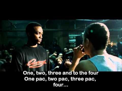 Eminem - B-Rabbit vs Lotto 2nd Battle From 8 Mile Lyrics