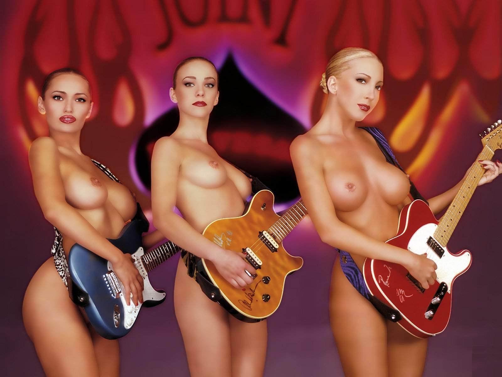 так музыкальное шоу порно блэк