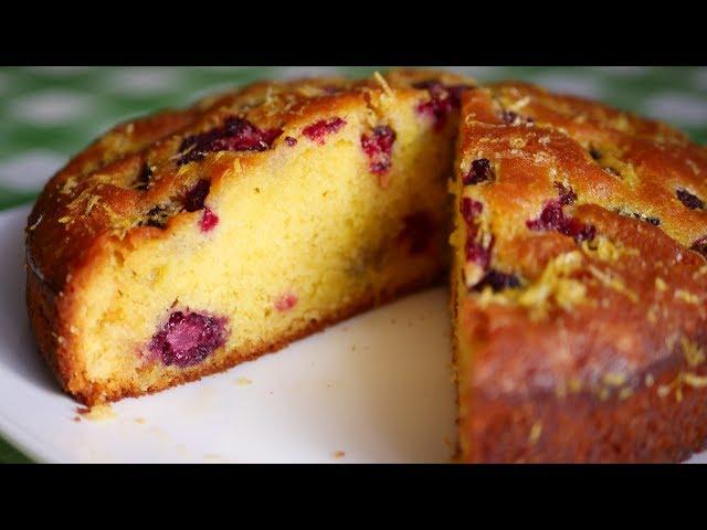 Очень быстрый пирог с рецептом