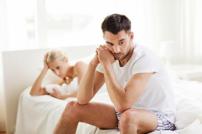 Как избавиться от психологической проблемы с потенцией